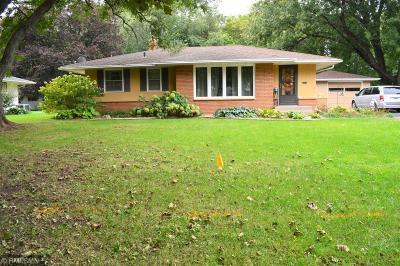 Saint Paul Single Family Home For Sale: 111 Flandrau Place
