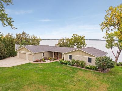 Waconia Single Family Home For Sale: 219 Lakeview Terrace Boulevard