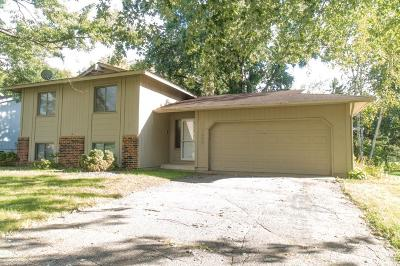 Eagan Single Family Home For Sale: 1662 Walnut Lane
