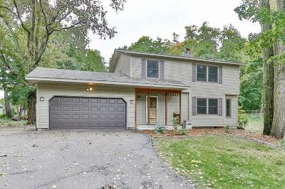 Forest Lake Single Family Home Contingent: 7711 North Shore Circle N