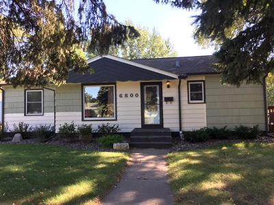 Brooklyn Center Single Family Home For Sale: 6800 Scott Avenue N