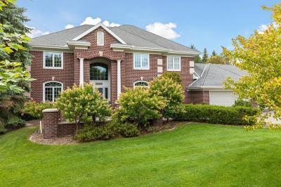 Eden Prairie, Chanhassen, Chaska, Carver Single Family Home For Sale: 6686 Pointe Lake Lucy