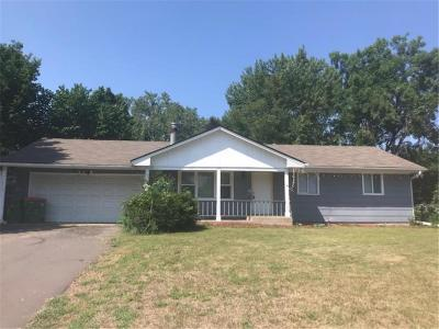 Coon Rapids Single Family Home For Sale: 11052 Foley Boulevard NW