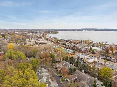 Wayzata Condo/Townhouse For Sale: 123 Edgewood Court