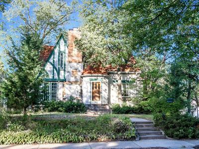 Minneapolis Single Family Home For Sale: 5000 Columbus Avenue