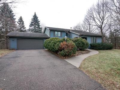 Burnsville Single Family Home Contingent: 1801 Skyline Drive S