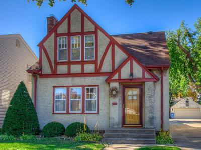 Minneapolis Single Family Home For Sale: 5424 Emerson Avenue S