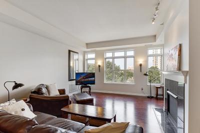 Condo/Townhouse For Sale: 301 Clifton Avenue #3E