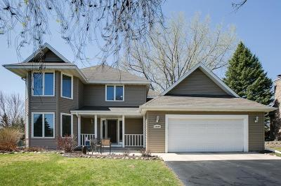 Wayzata, Plymouth Single Family Home For Sale: 12525 50th Avenue N