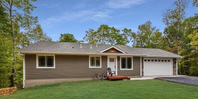 Breezy Point MN Single Family Home For Sale: $239,900