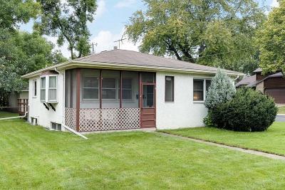 Columbia Heights Single Family Home Contingent: 3856 Johnson Street NE