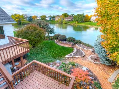 Brooklyn Park Single Family Home For Sale: 9121 Victoria Court