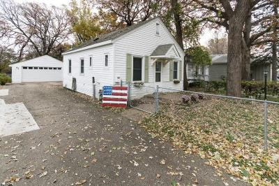 Richfield Single Family Home For Sale: 6307 Newton Avenue S