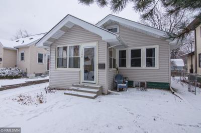 Single Family Home For Sale: 1386 Pascal Street N