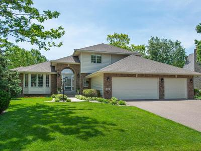 Chanhassen Single Family Home For Sale: 191 South Shore Court