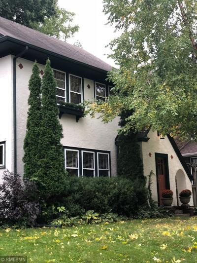 Saint Paul Single Family Home For Sale: 1838 James Avenue
