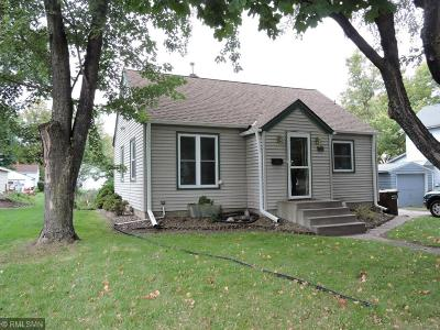 Buffalo Single Family Home For Sale: 701 1st Avenue NW