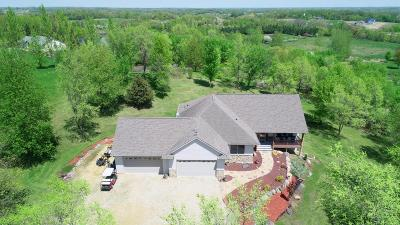 Scott County Single Family Home Contingent: 4086 Miller View Road
