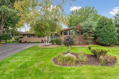 Golden Valley Single Family Home Sold: 501 Burntside Drive