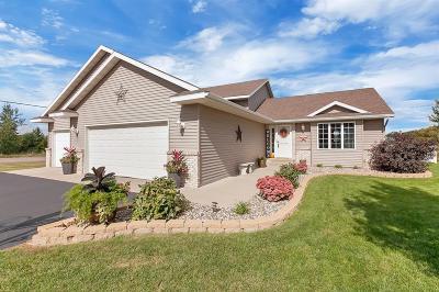Sartell, Sauk Rapids Single Family Home Contingent: 1156 Garden Brook Drive