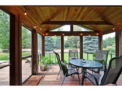 Chanhassen Single Family Home For Sale: 7184 Fawn Hill Road