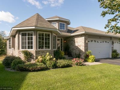 Saint Michael Condo/Townhouse For Sale: 11372 17th Place NE