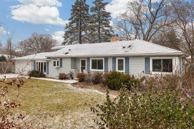Saint Louis Park Single Family Home For Sale: 9020 W 31st Street
