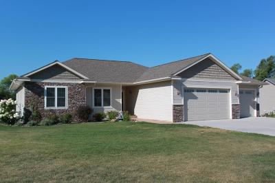 Menomonie Single Family Home For Sale: 3817 Nicholas Drive Drive
