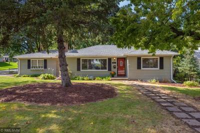 Saint Louis Park Single Family Home For Sale: 1452 Maryland Avenue S