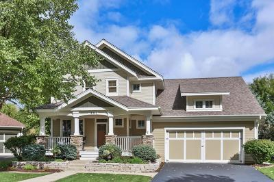 Hugo Single Family Home For Sale: 14241 Arbre Lane N
