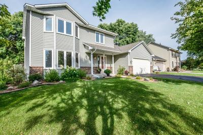 Eagan Single Family Home For Sale: 3701 Ashbury Road