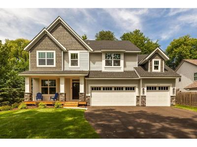 Mahtomedi Single Family Home For Sale: 215 72nd St N