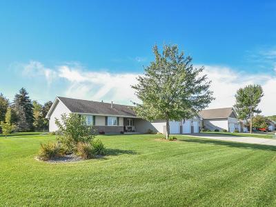 Buffalo Single Family Home Contingent: 1806 9th Street Cir. Circle NE