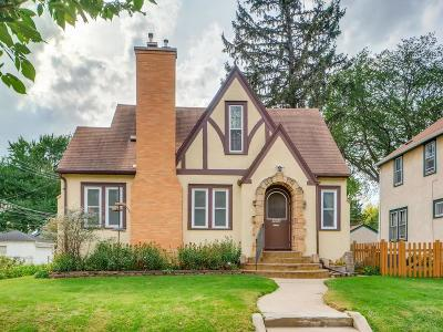 Minneapolis Single Family Home For Sale: 4660 42nd Avenue S