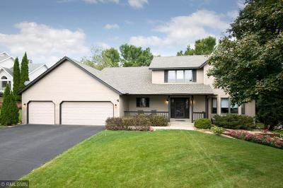 Eagan Single Family Home For Sale: 4068 Northview Terrace