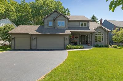 Eagan Single Family Home For Sale: 3778 Linden Lane