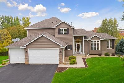 Chaska Single Family Home For Sale: 2338 Manuela Drive