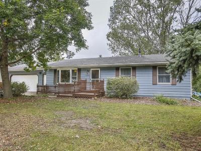 Single Family Home For Sale: 1345 Washington Street