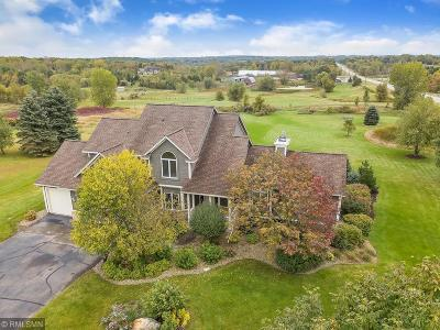 New Market Twp Single Family Home Contingent: 22431 Wagon Wheel Trail