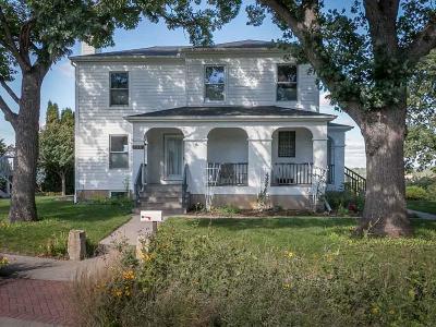 Saint Paul Single Family Home For Sale: 225 Mount Hope Drive
