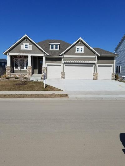 Medina Single Family Home For Sale: 3021 Wild Flower Trail