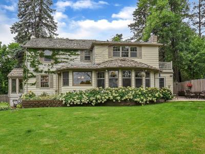 Edina Single Family Home For Sale: 4905 Browndale Avenue