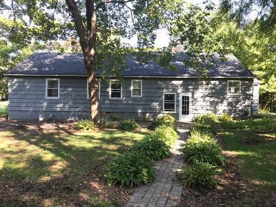 Shorewood Single Family Home For Sale: 5660 Minnetonka Drive