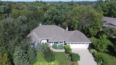 Eden Prairie Single Family Home For Sale: 15595 Village Woods Drive