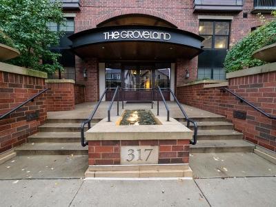 Condo/Townhouse For Sale: 317 Groveland Avenue #203