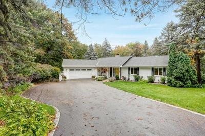 Minnetonka Single Family Home Contingent: 4742 Forest Circle