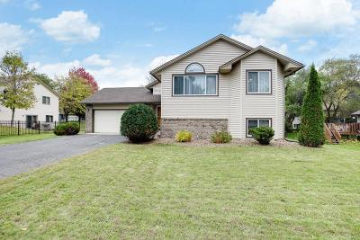 Wayzata, Plymouth Single Family Home Contingent: 4220 Orchid Lane N