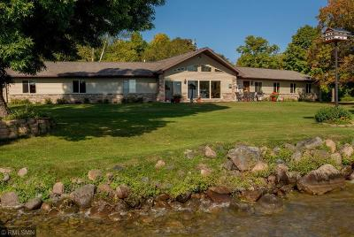 Federal Dam, Leech Lake Twp, Walker, Benedict, Laporte Single Family Home For Sale: 10084 Point View Drive NW