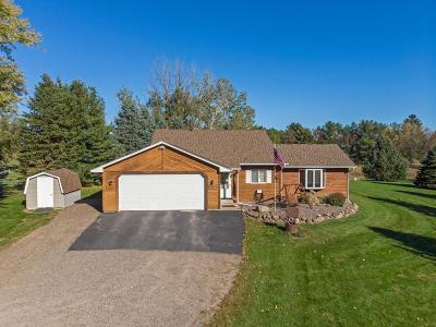 Chisago County, Washington County Single Family Home For Sale: 21335 Parrish Road N
