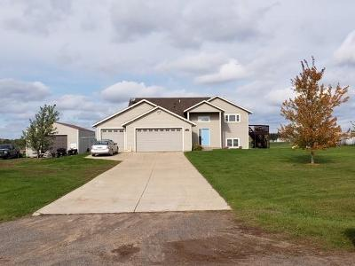 Isanti Single Family Home For Sale: 2659 278th Court NE